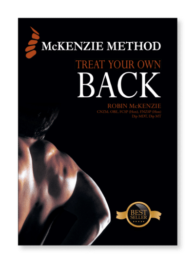 McKenzie Method® Treat Your Own Back Book