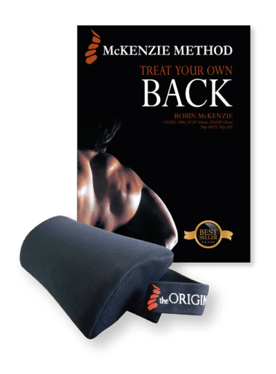 Back Bundle Slimline Lumbar Roll