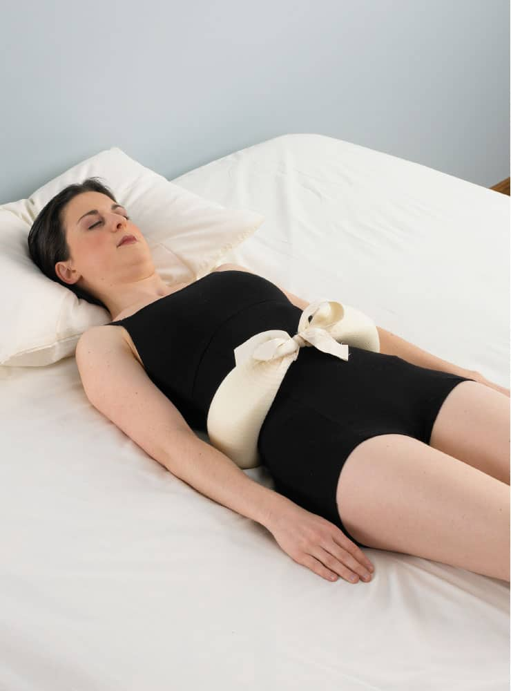 Lumbar Roll Night Roll Back Neck Pain Relief Products