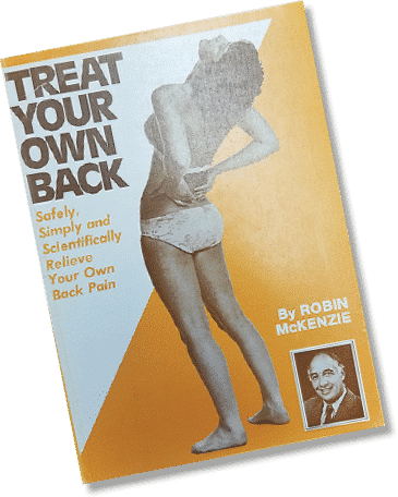 Treat Your Own Back is published