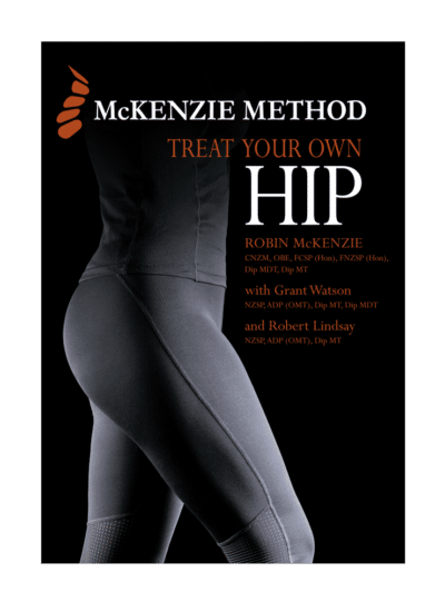 McKenzie Method® Treat Your Own Hip Book
