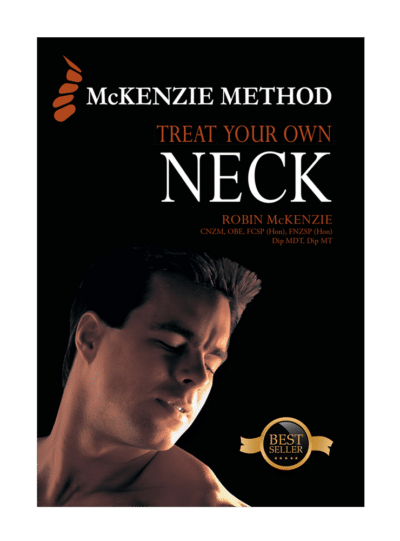 McKenzie Method® Treat Your Own Neck Book